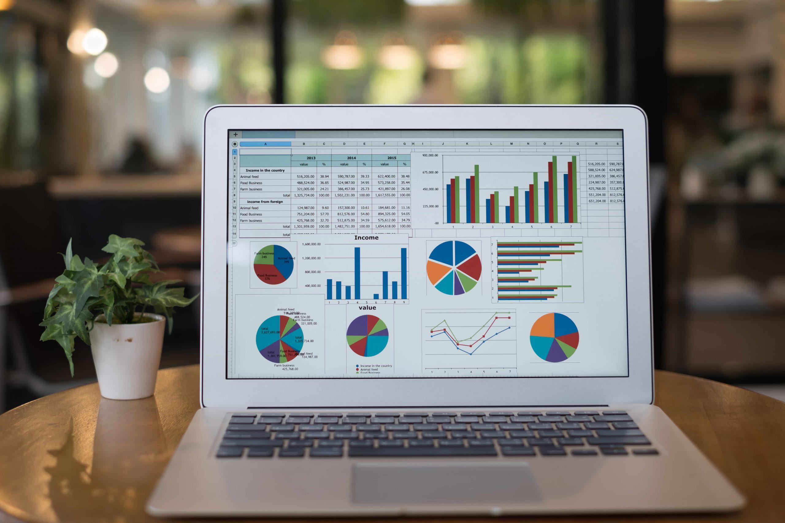 Advanced Microsoft Excel Skills